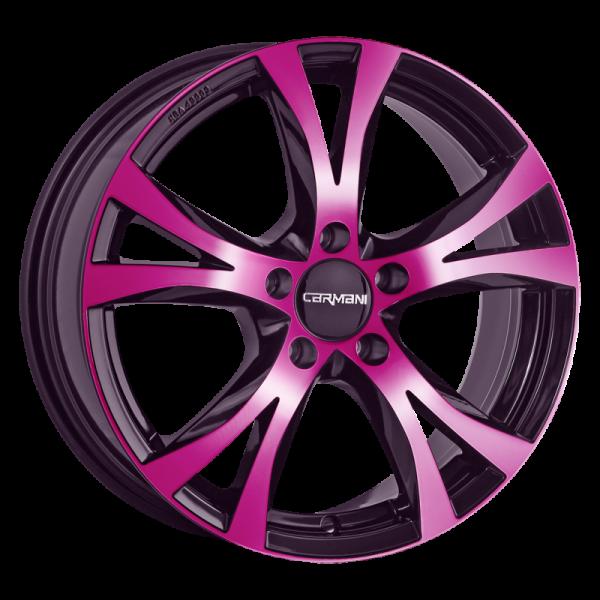 Carmani - pink polish