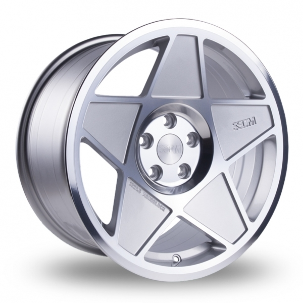 3SDM 0.05 Sølv/poleret