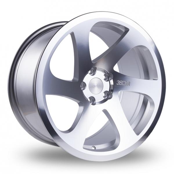 3SDM 0.06 HF sølv/poleret