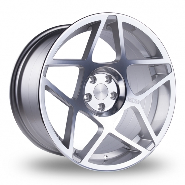 3SDM 0.08 Sølv/poleret