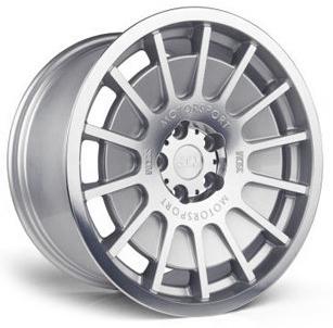 3SDM 0.66 Sølv/poleret