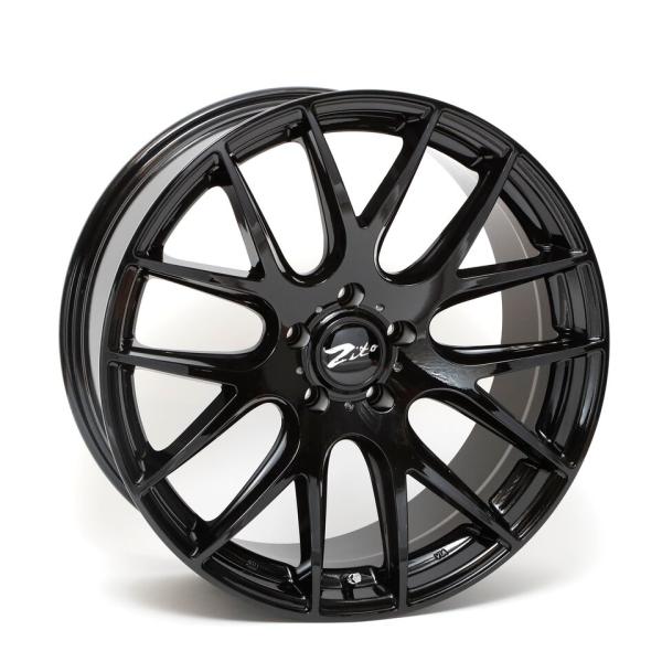 ZITO 935 Gloss Black