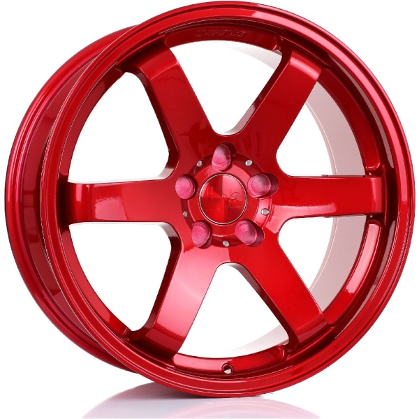 Bola B1 CANDY RED