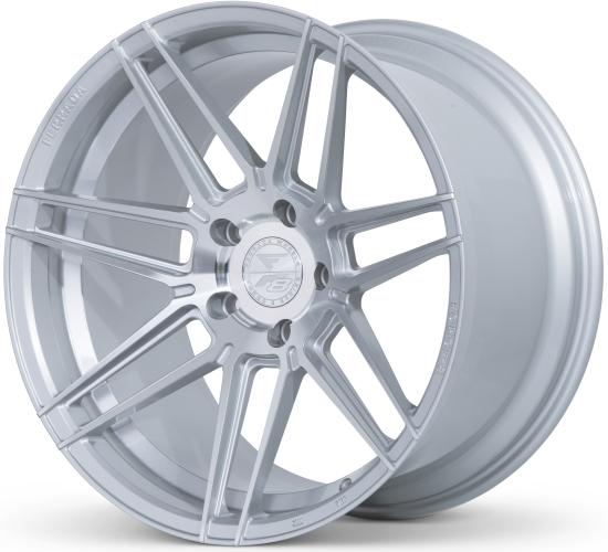 Ferrada F8-FR6 Sølv/poleret