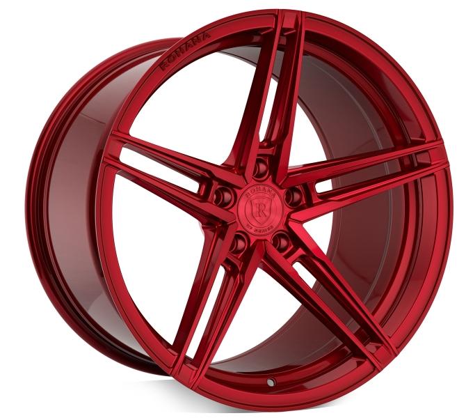 Rohana RFX15 Blank Rød
