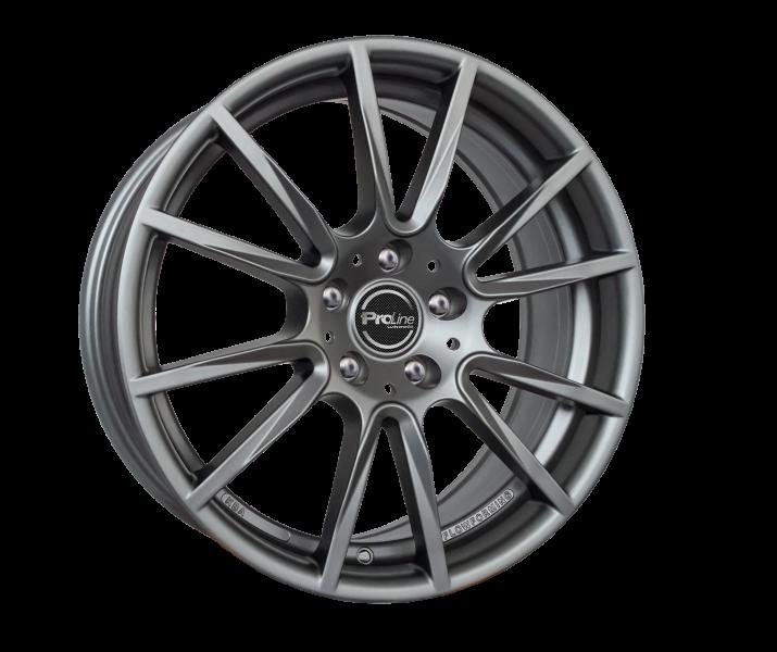 Proline PXF matt grey