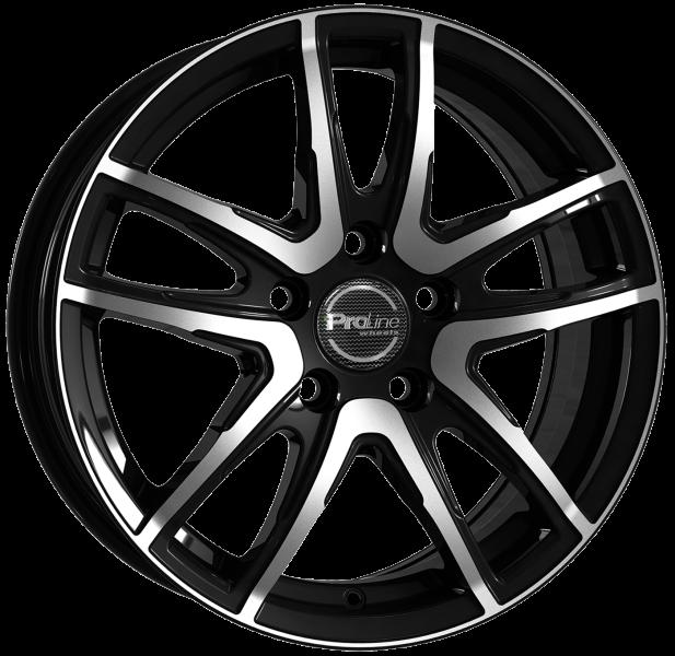 Proline PXV black polished