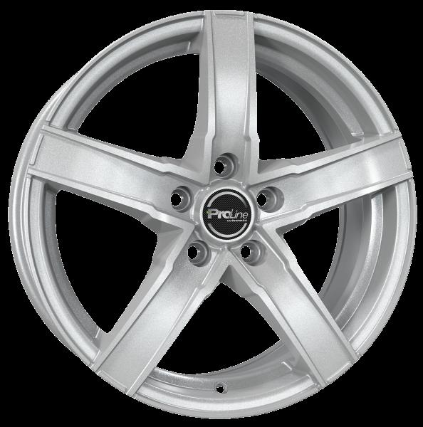 Proline SX100 metallic silver