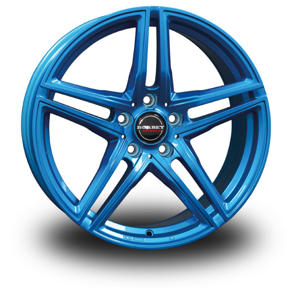 BORBET XRT Candy Blue CANDY BLUE