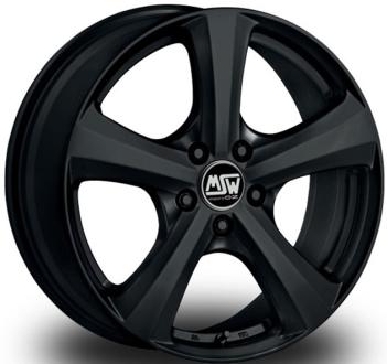 Msw 19T Black Edition MATT BLACK