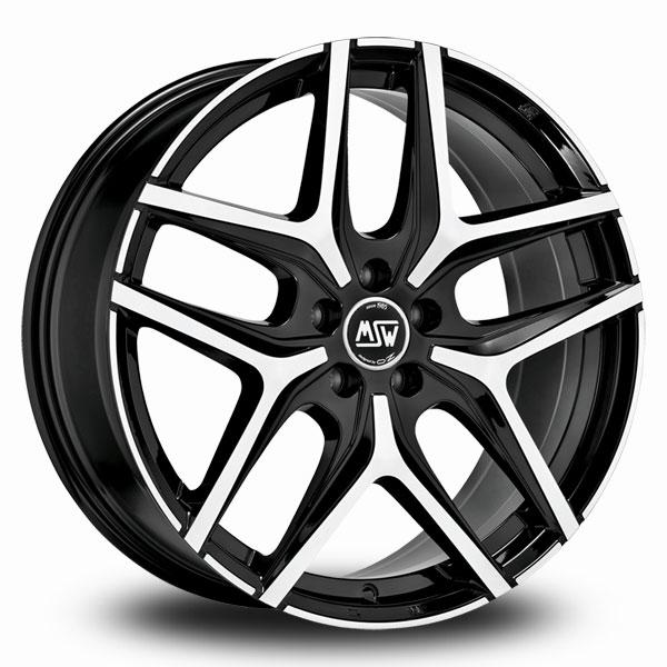 Msw 40 Black Polished BLACK FULL POLISHED (GBFP)
