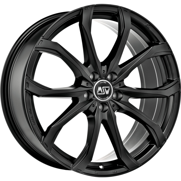 Msw 48 Black MATT BLACK