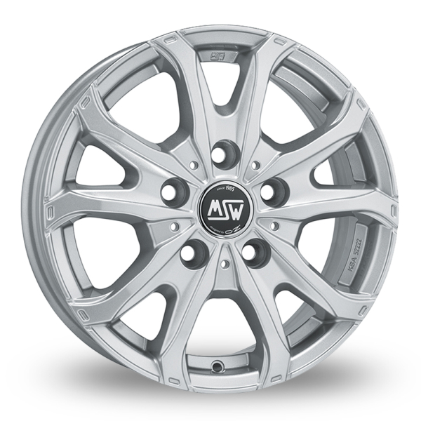 Msw 48 Van Silver FULL SILVER