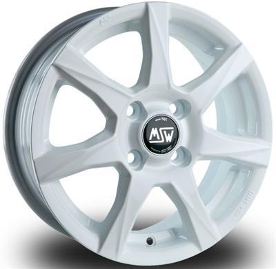 Msw 77-14 hvid Hvid