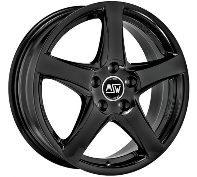 Msw 78 Black GLOSS BLACK