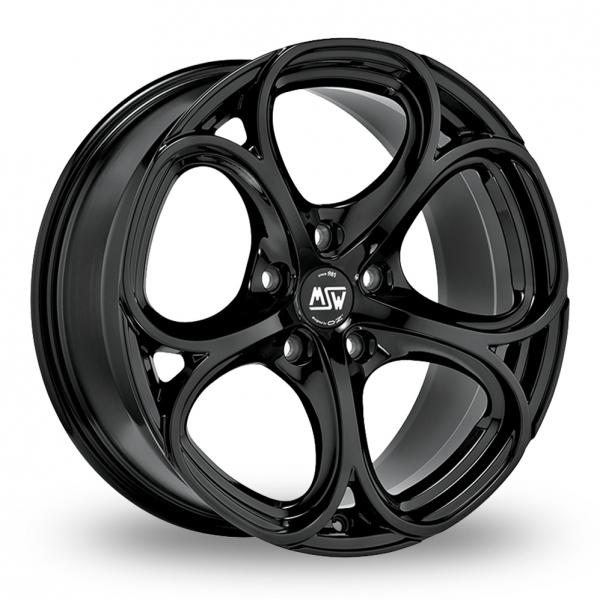 Msw 82 Black GLOSS BLACK