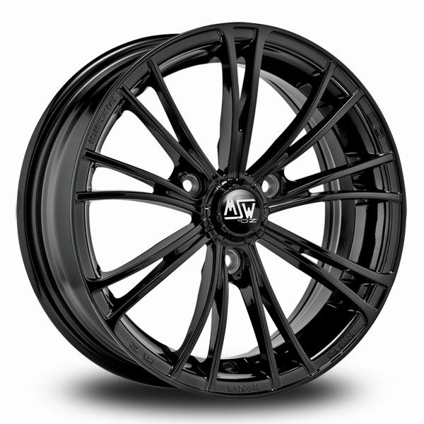Msw X2 Black GLOSS BLACK