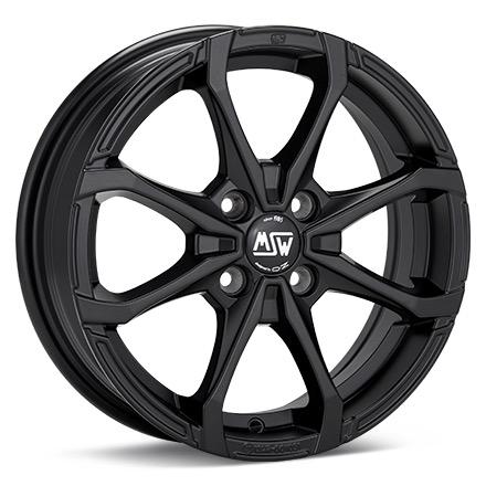 Msw X4 Black MATT BLACK