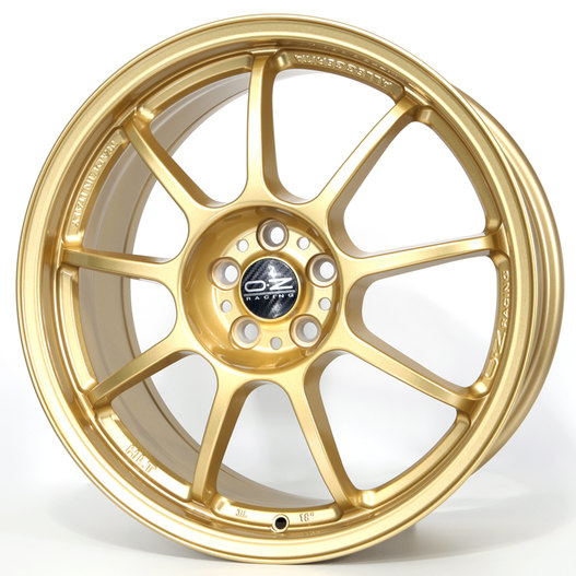 Oz Alleggerita HLT Race Gold RACE GOLD