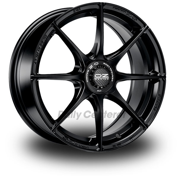 Oz Formula HLT-4 Black MATT BLACK