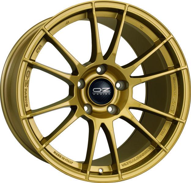 Oz Ultraleggera HLT Race Gold RACE GOLD