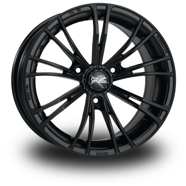 Oz X2 Black MATT BLACK