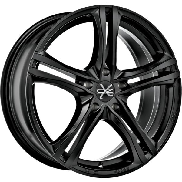 Oz X5B Black MATT BLACK