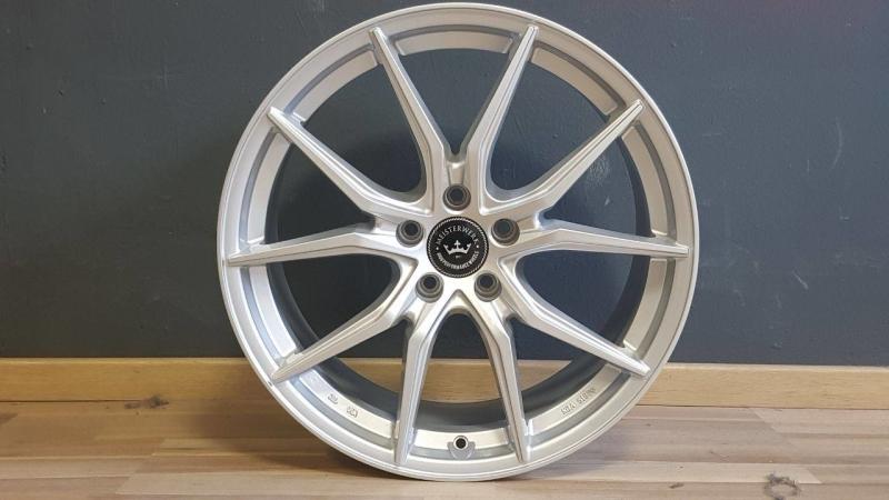 NB Wheels MW04 SI SILBER (SI)