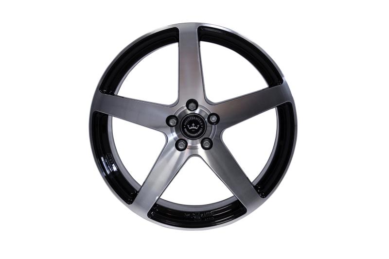 NB Wheels MW05 BKF BLACK / POLISHED (BKF)