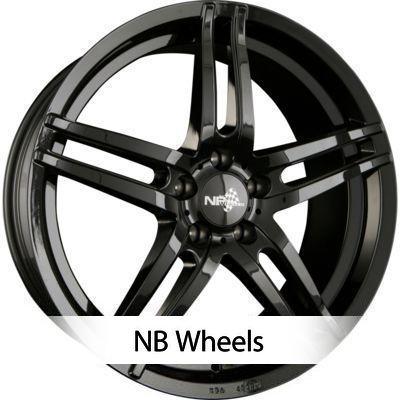 NB Wheels NB3 BLACK (ADV09) GB