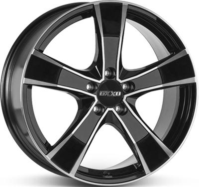 OXXO M PROTEUS BLACK (OX06) black / polished (GBFP)