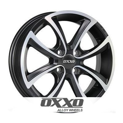 OXXO M TELESTO BLACK (OX10) matt black / polished (MBFP)