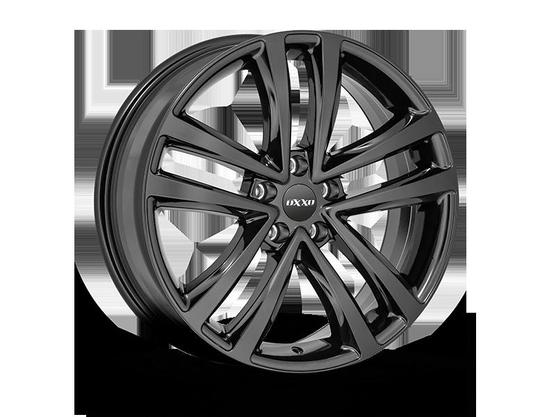 OXXO T BRAVE BLACK (OX16) black (BK)