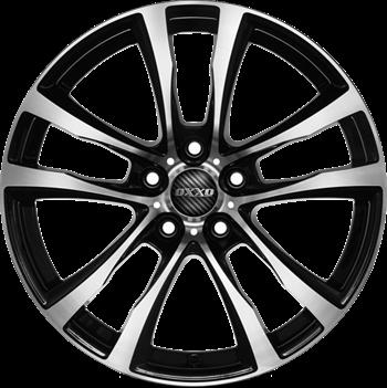 OXXO T DECIMUS BLACK (RG17) black / polished (BKF)