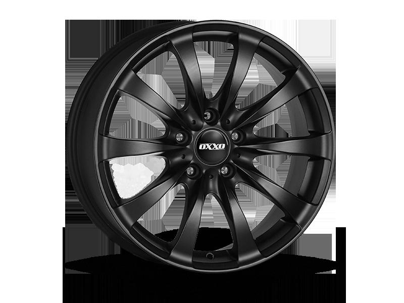 OXXO T RACY BLACK (RG11) matt black (MB)
