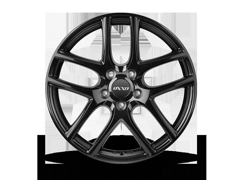 OXXO T VAPOR BLACK  (RG12) BLACK (BK)
