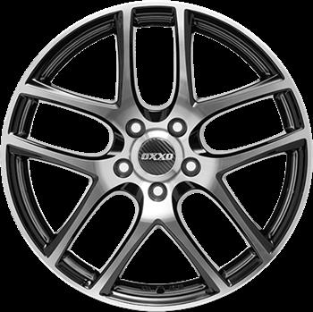 OXXO T VAPOR POLISHED (RG12) black / polished (BKF)