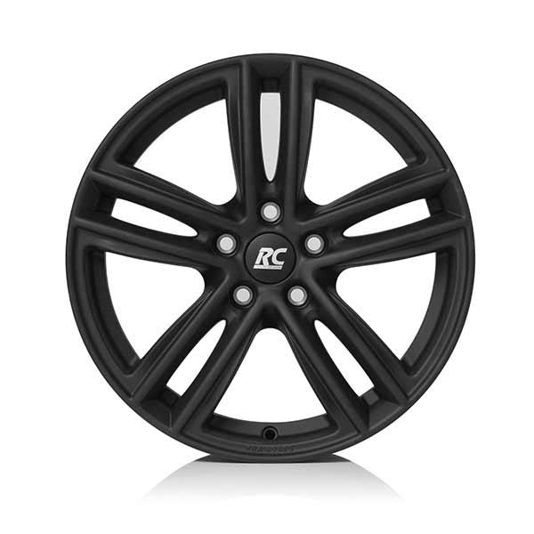 RC Design RC25 SKM - SCHWARZ KLAR MATT