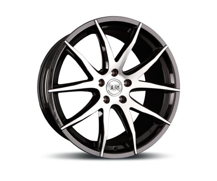 Asa GT3 schwarz-glanz-frontpoliert