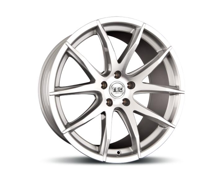 Asa GT3 silber-frontpoliert