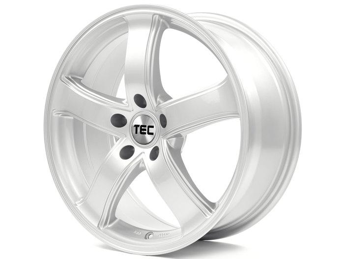 Tec-Speedwheels AS1 Kristall-Silber
