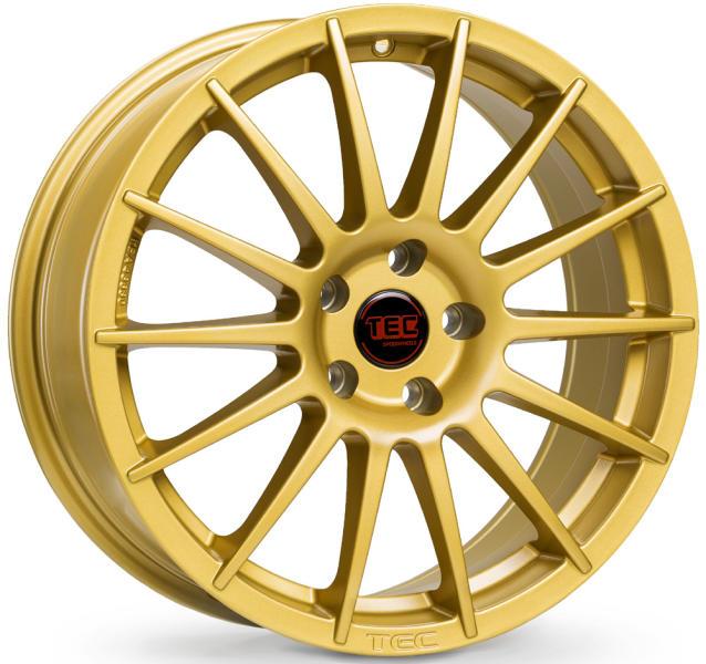 Tec-Speedwheels AS2 gold