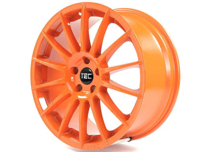 Tec-Speedwheels AS2 Orange