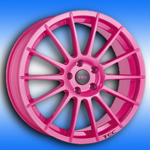 Tec-Speedwheels AS2 pink