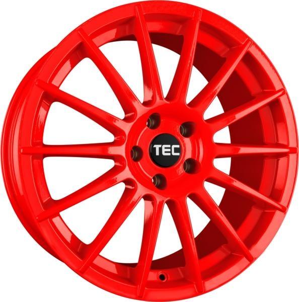 Tec-Speedwheels AS2 Rot