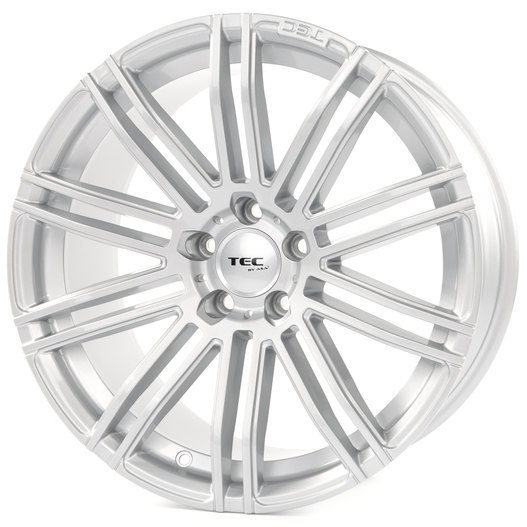 Tec-Speedwheels AS3 Kristall-Silber