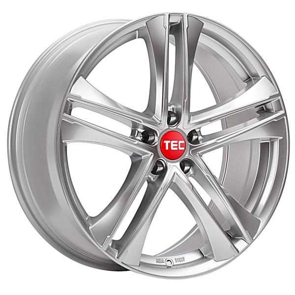Tec-Speedwheels AS4-EVO Hyper-Silber