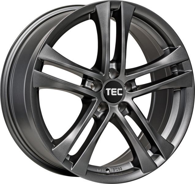 Tec-Speedwheels AS4 Gun-Metal