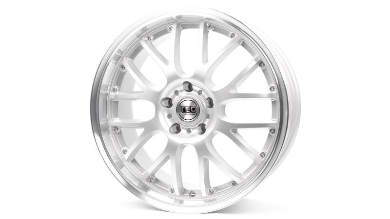 Tec-Speedwheels GT-AR1 Silber hornpoliert