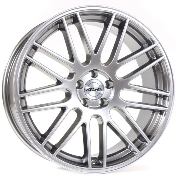Tec-Speedwheels GT1 Brillant-Silber